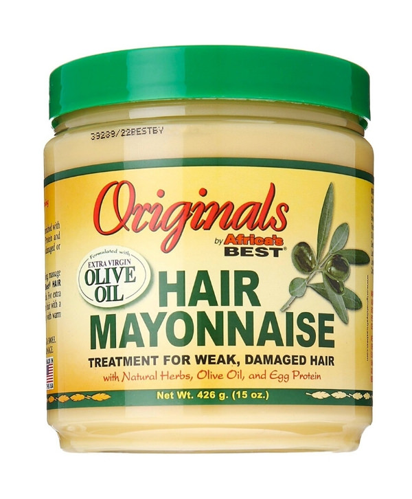 Hair Mayonnaise Maroc