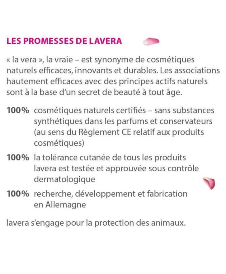 Promesse Lavera