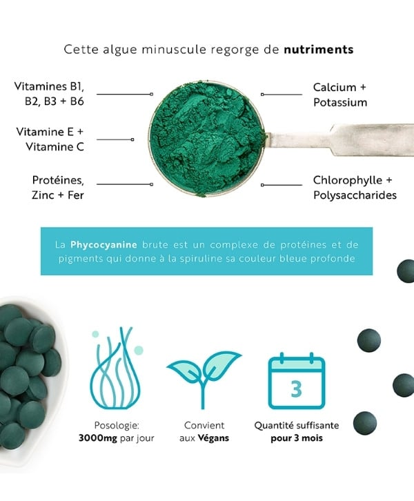 Spiruline Bio Maroc