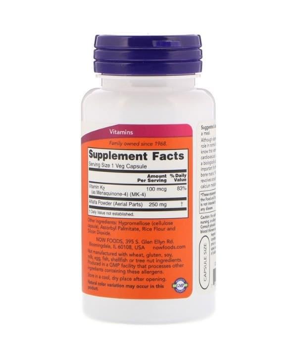 Vitamine K2 Maroc