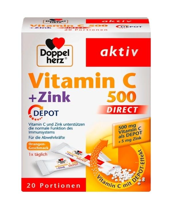 Vitamine C Zinc Maroc