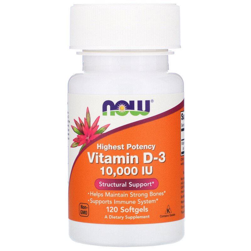 now food vitamine d3