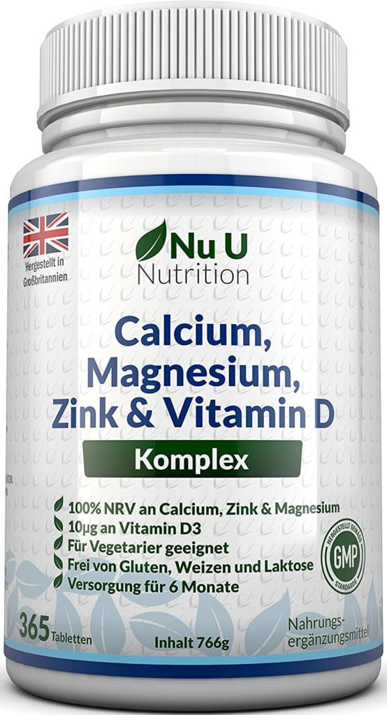 nu u calcium magnesium zink vitamine d3