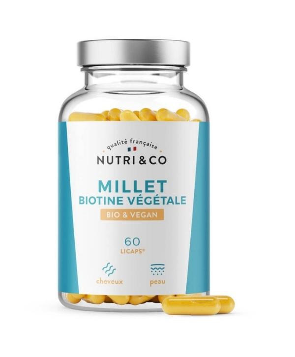 Nutri & Co Maroc Millet Hirse